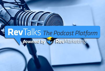 Rev Talks Podcast Platform thumbnail