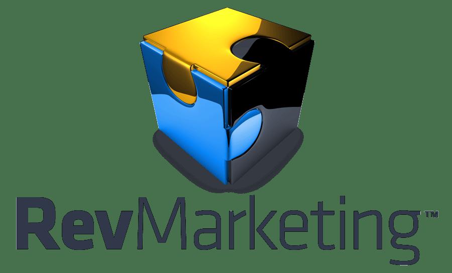 Rev Marketing logo