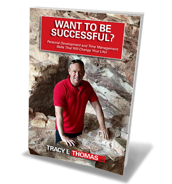 Tracy L Thomas - Want To Be Successful book cover