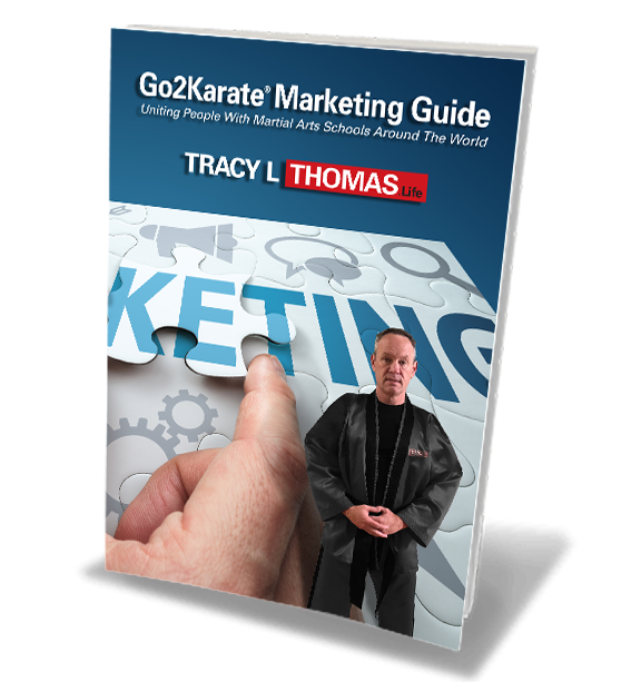 Tracy L Thomas - Go2Karate Marketing Guide book cover